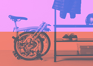 Wheels for Heroes, Spinlister, Brompton Bicycle, Free Your Bike from Isolation